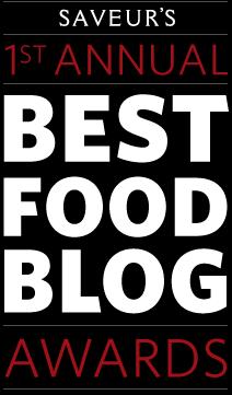 Savuer Blog Awards blog image