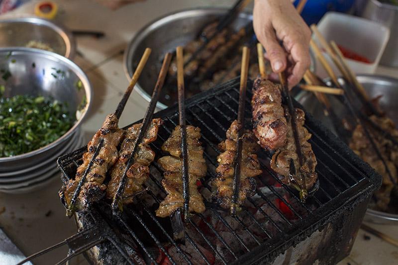 David-hagerman-grilling-pork-saigon-vietnam-january-15-2014