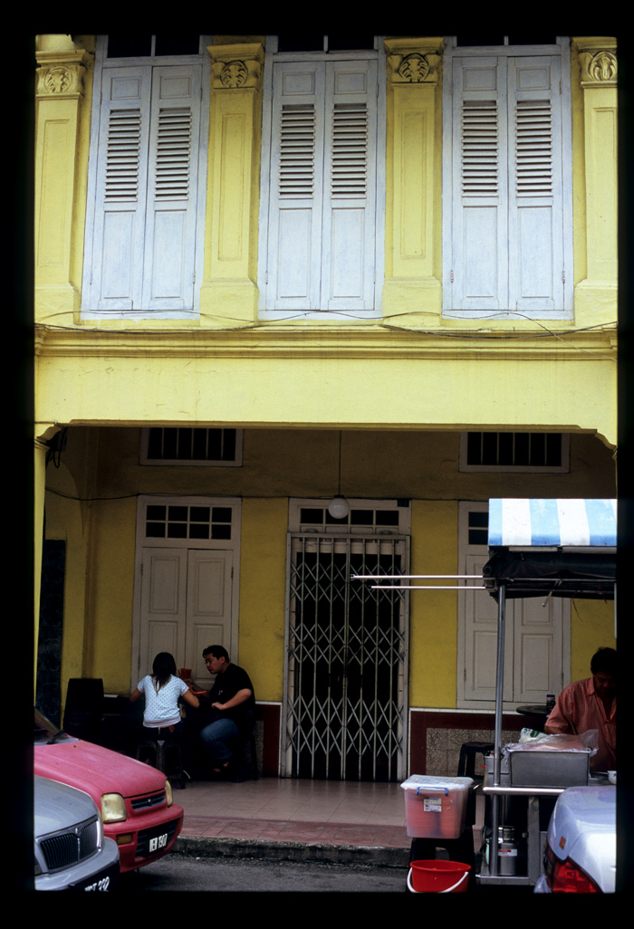 Muar_yellow_shop_house
