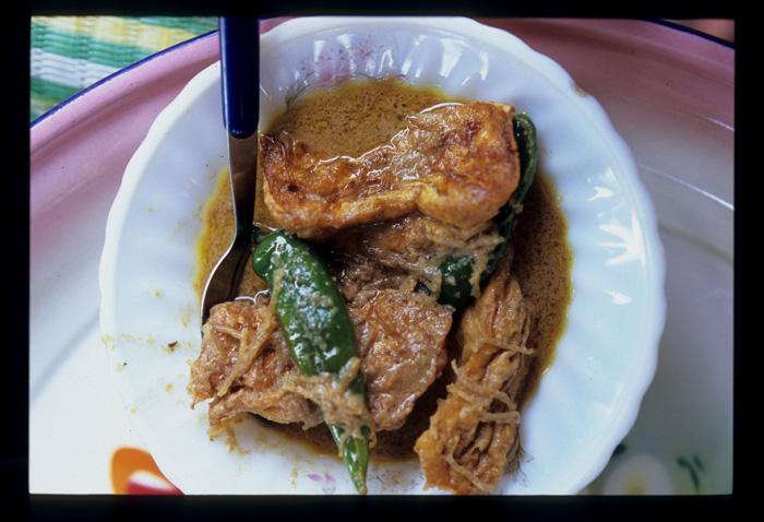 Kenduri_tofu_served