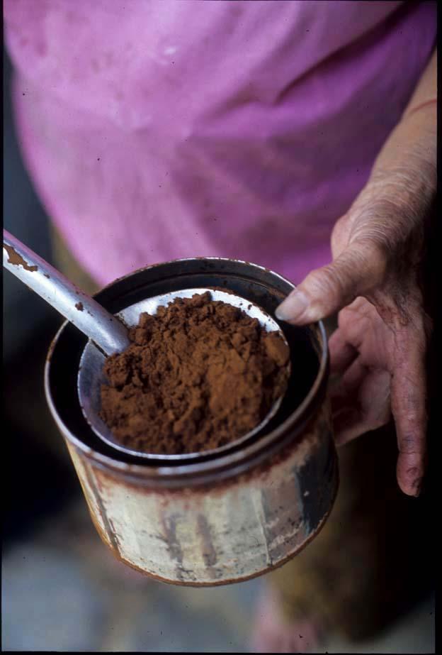 Bali_coffee_powder