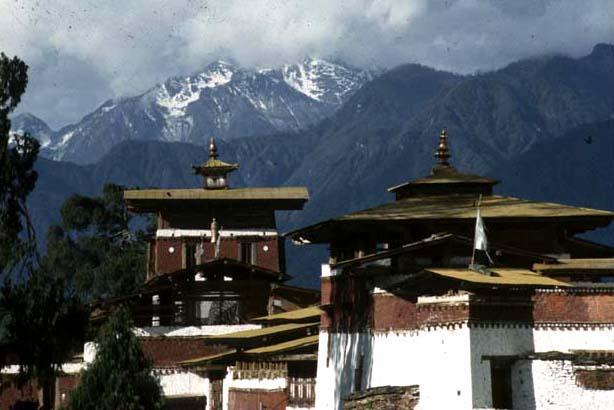 Bhutan_dzong