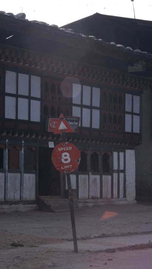 Bhutan_speed_limit