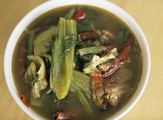 Chaozhou_duck_mustard_greens