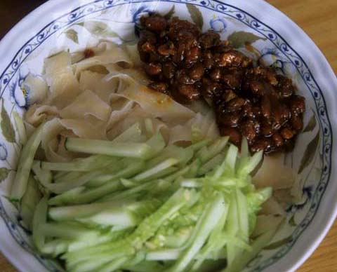 Dongbei_dao_shao_mian_served