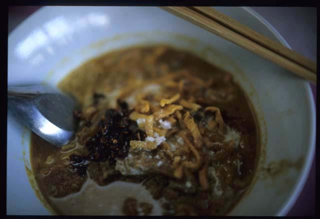 Kaosoi_lamduan_noodle_w_chili