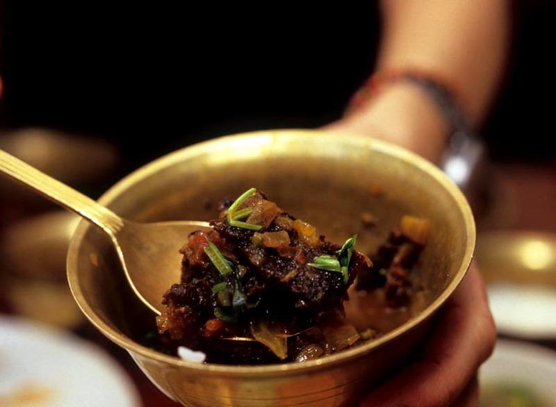 Khukri_dried_buffalo_curry