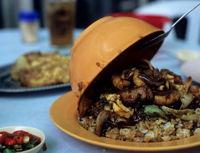 Sin_kee_seafood_mix_rice_liftup