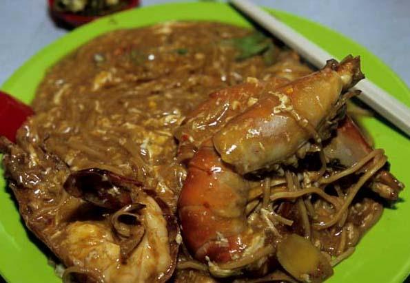 Subang_jaya_canton_noodle_big_prawn_nood